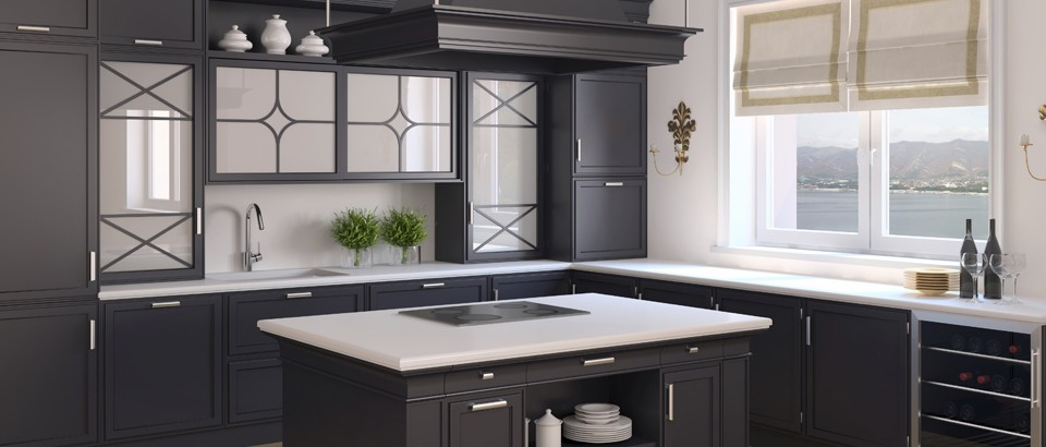 Custom Kitchen Cabinets Las Vegas | JDS Surfaces Remodeling ...