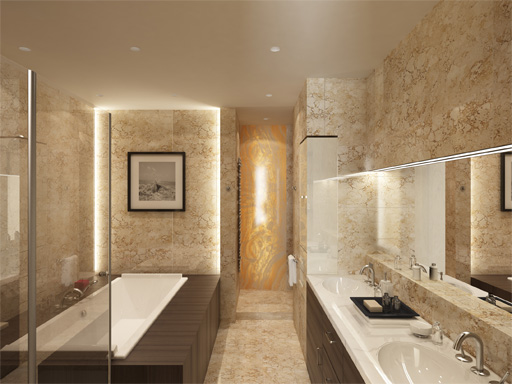 bathroom remodeling features