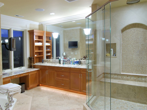 complete custom bathroom remodeling in las vegas
